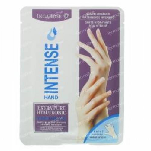 Inca rose guantes intense hand