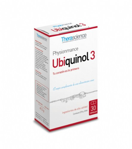 ubiquinol physionmance
