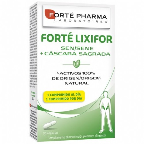 Forte lixifor (30 caps)