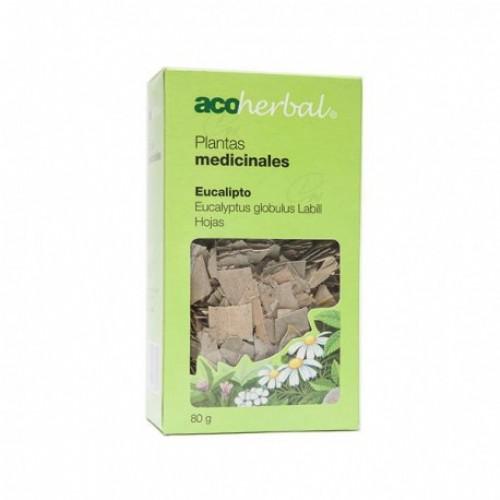 Acoherbal eucalipto hojas (80 g)