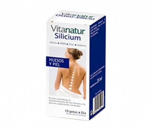 Vitanatur osteo silicio (25 ml)