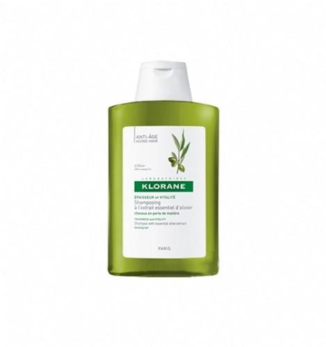 Klorane champu al extto esencial de olivo (200 ml)