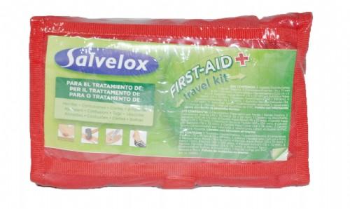 Salvelox botiquin heridas pequeñas (primeros auxilios)