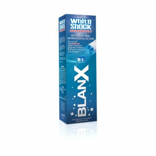 Blanx led white shock pasta