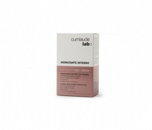 Cumlaude lab: gynelaude hidratante interno (6 ml 6 u)