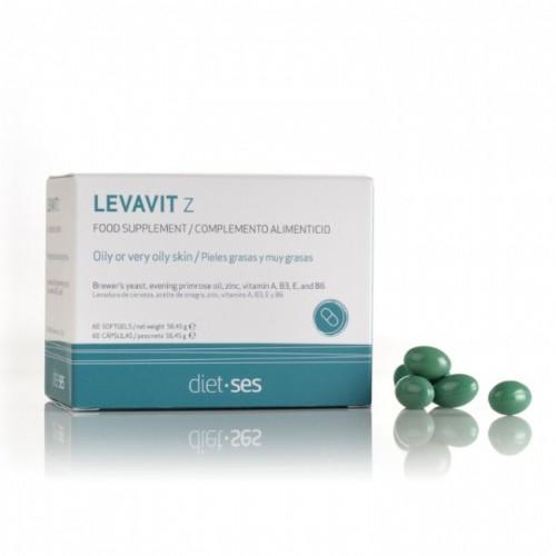Levavit- z capsulas (60 caps)