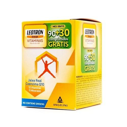 Leotron vitaminas 90c+30c