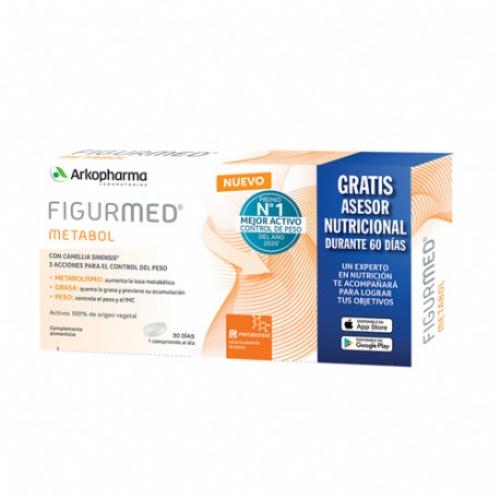 Figurmed metabol (30 comprimidos)