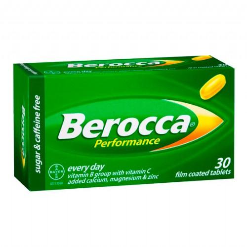 Berocca perfomance (30 comprimidos)