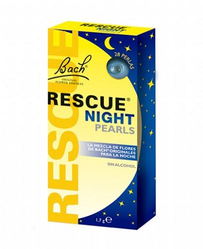Flores de bach rescue night