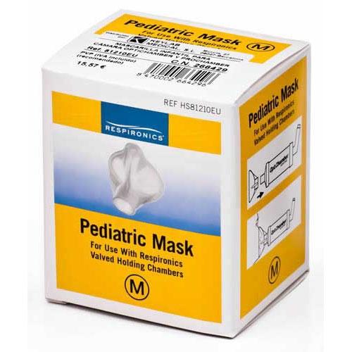 Mascarilla inhalacion - optichamber / prochamber (infantil)
