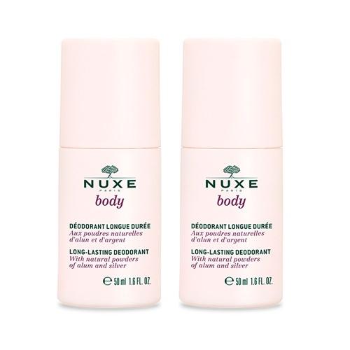 Nuxe body desodorante duo -50%2ªunidad