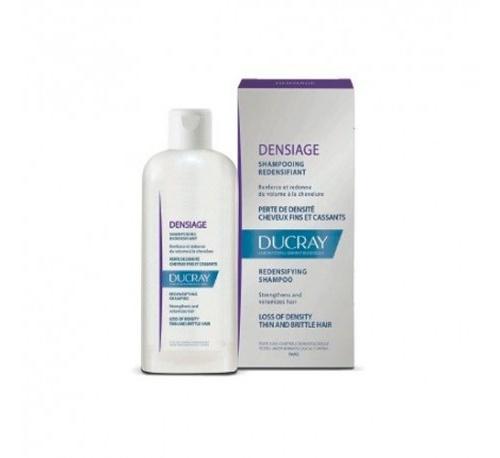 Densiage champu redensificante - ducray (200 ml)