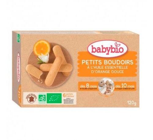 Babybio galletas denticion 120g