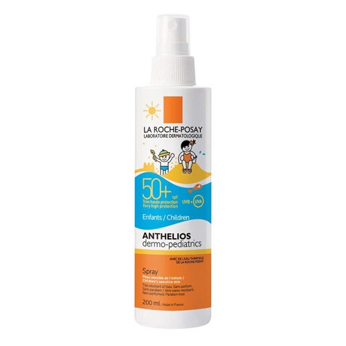 Anthelios spf 50+ dermopediatrics spray (200 ml)