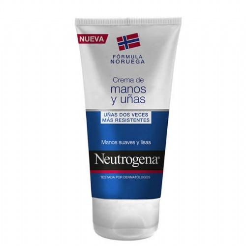 Neutrogena crema de manos y uñas (75 ml)