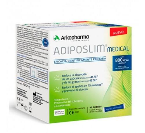 Adiposlim medical (45 sobres)