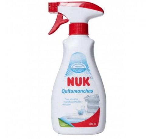 Quitamanchas ropa bebe - nuk (360 ml)