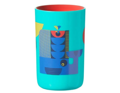 Tommee tippee vaso 360º verde 250ml
