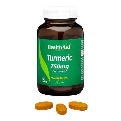 Turmeric 750mg 60 comp