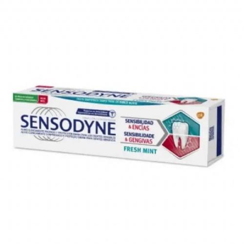 Sensodyne sensibilidad & encias fresh mint (75 ml)