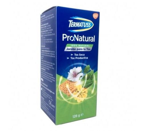 Termatuss pronatural jarabe para la tos (1 frasco 128 g)