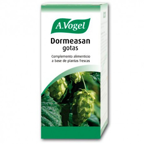 Bioforce dormeasan  gotas 50ml