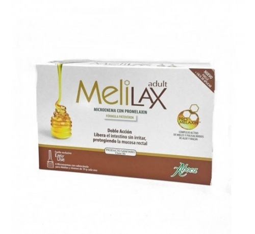 Melilax microenemas (10 g 6 unidades)