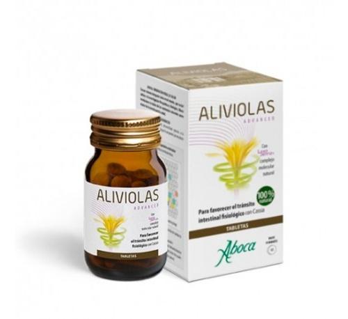 Aboca aliviolas advance 90 tabletas