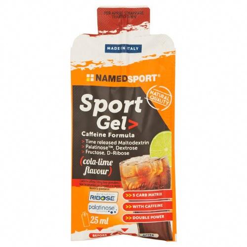 Sport gel caffeine formula 25 ml
