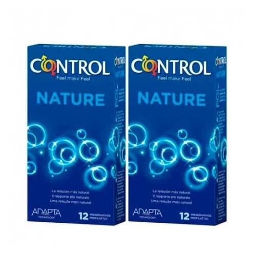 Control nature - preservativos (pack megaprecio 24 preservativos)