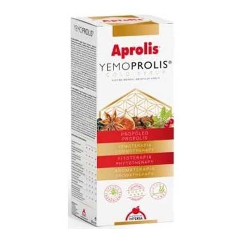 Aprolis yemoprolis gold syrup (jarabe 500 ml)