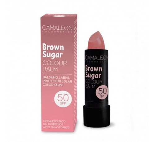 Camaleon colour balm spf 50 (4 g brown sugar)