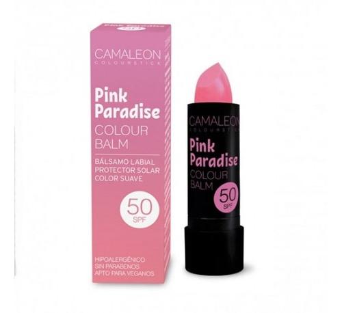 Camaleon colour balm spf 50 (4 g pink paradise)
