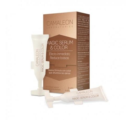 Camaleon magic serum & color (2 ml 2 ampollas)