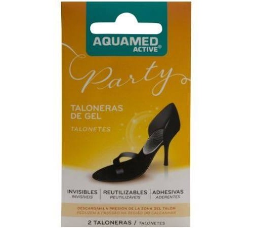 Taloneras - aquamed active gel (2 u)