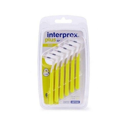 Cepillo espacio interproximal - interprox plus (mini 6 u)