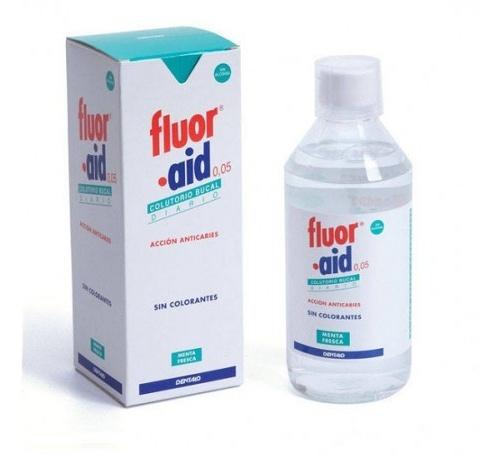 Fluor aid 0,05 col (500 ml)