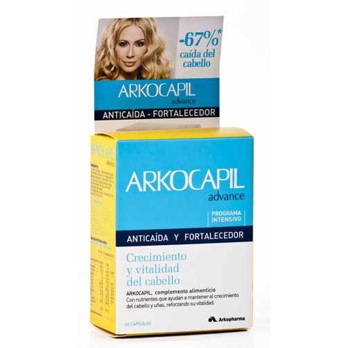 Arkocapil (60 capsulas)