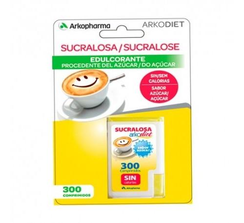 Sucralosa arkodiet (300 comp)