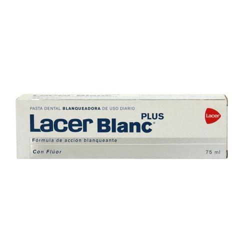Lacerblanc plus blanqueadora uso diario - pasta dental (d- citrus 75 ml)