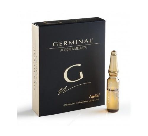 Germinal accion inmediata (1.5 ml 1 ampollas)