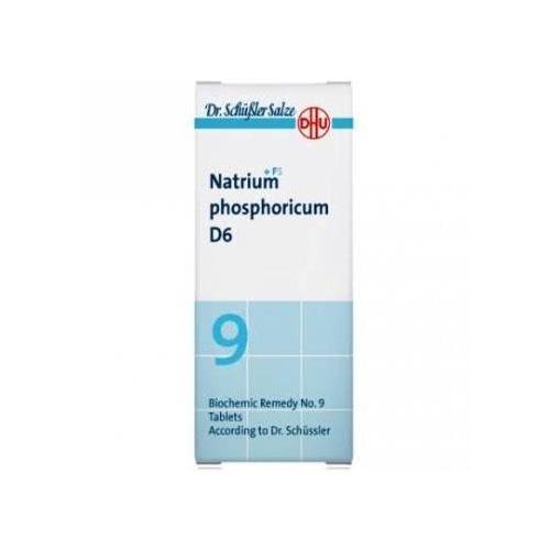 Dhu sals schu  9 natrium phosp 80c