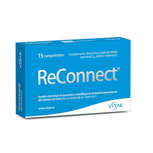 Reconnect (15 comprimidos)