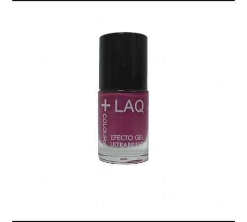 +laq colours esmalte gel ultrabrillo (1 envase 10 ml color 206)