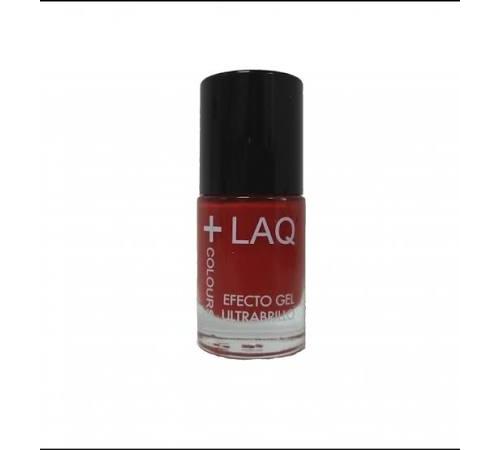 +laq colours esmalte gel ultrabrillo (1 envase 10 ml color 207)