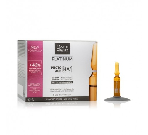 Martiderm photo age ampollas (2 ml 10 ampollas)