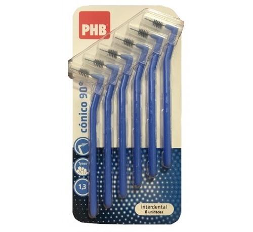 Cepillo interdental - phb 90º (conico)