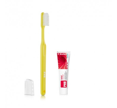 Cepillo dental adulto - phb classic (medio)