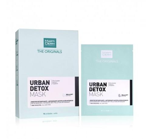 Martiderm urban detox mask (25 ml x 10 u)